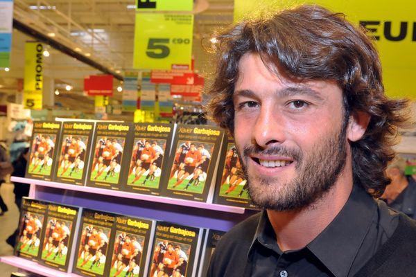 Xavier Garbajosa a porté le maillot du Stade Toulousain de 1994 à 2007