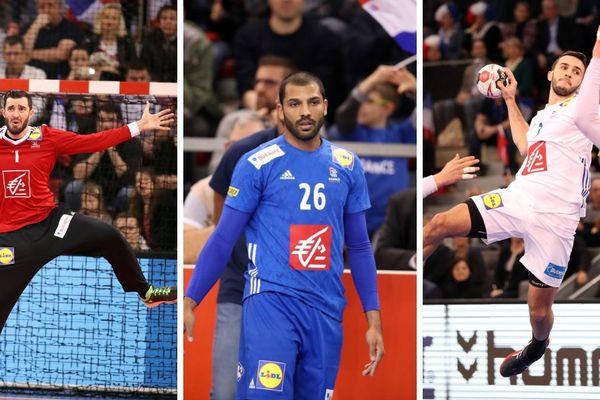 Trios joueurs du HBC sélectionnés en équipe de France pour le Mondial 2019