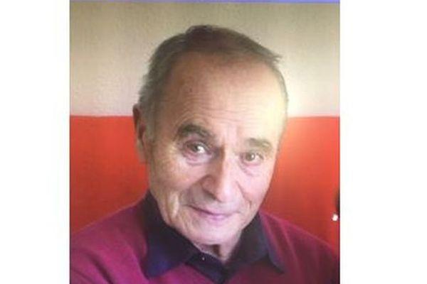 Charles Barillon a disparu le 1er juillet 2016. Il habite Chailley (89).
