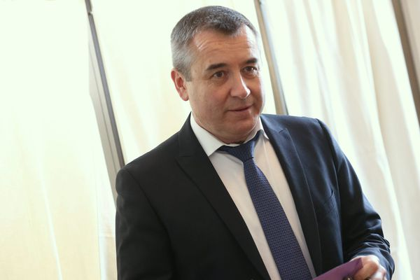 Frédéric Barbier, député de la 4e circonscription