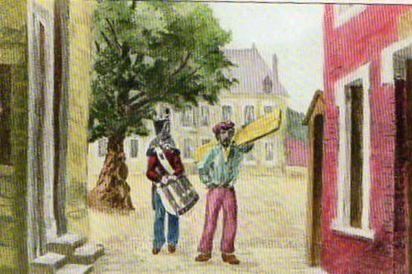 Une interprétation de la fuite de Louis-Napoléon Bonaparte le 25 mai 1846.