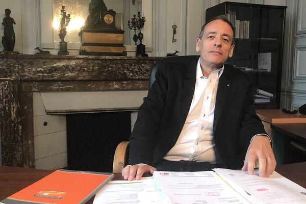 Neuf jours après son installation en tant que maire de Wassy, Jean-Alain Charpentier apprenait la décision du tribunal administratif d'annuler son élection.