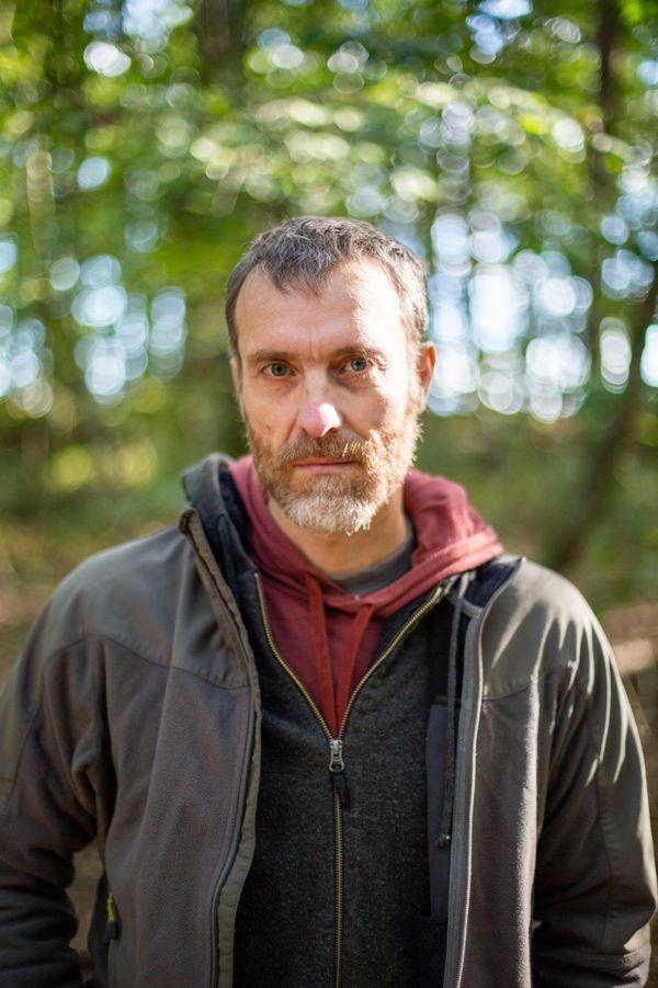 Pierre Rigaux, naturaliste indépendant, est aussi un militant de la cause animale