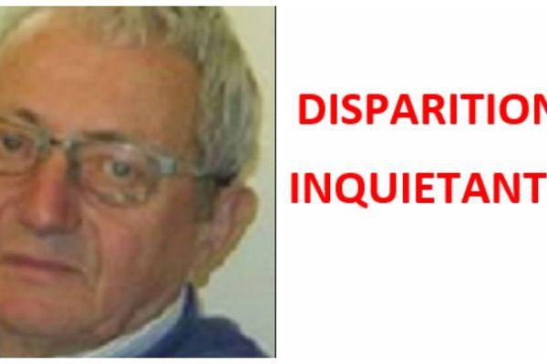 Gilbert Duflos a quitté son domicile de Oissel le jeudi 24 octobre