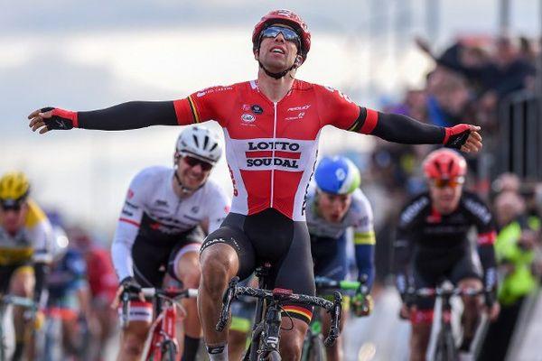 L'ancien champion de Belgique Jens Debusschere a remporté A travers la Flandre