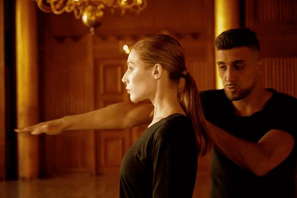 Millimètre de Brahim Aqoub dansé par Nathalie Fauquette et Sofiane Tiet