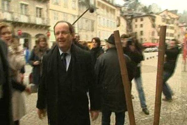 Selon Le Monde, Tulle et la Corrèze sont « désenchantées » de François Hollande