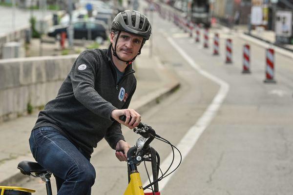 L'écologiste Eric Piolle, largement réélu maire de Grenoble