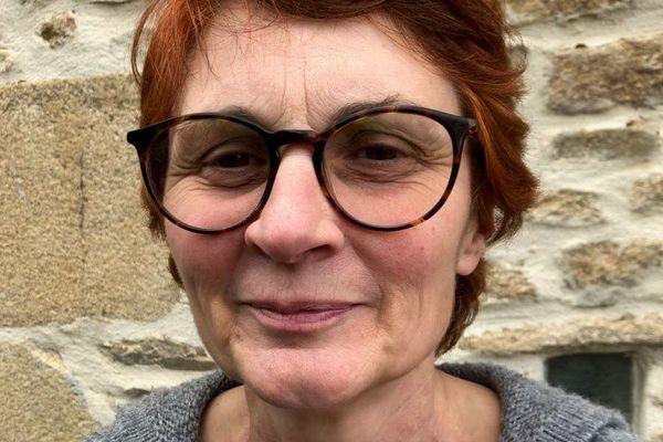 Béatrice Campovecchio, infirmière libérale  et présidente de l'Ordre Départemental des Infirmiers (87)