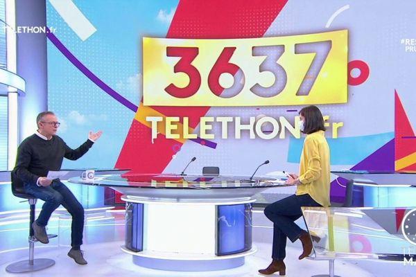 Soirée Téléthon 2021 sur les chaînes de France Télévisions