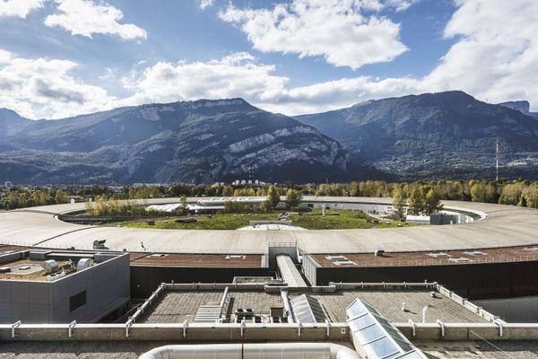 Le synchrotron quatrième génération de Grenoble va ouvrir mardi 25 août.