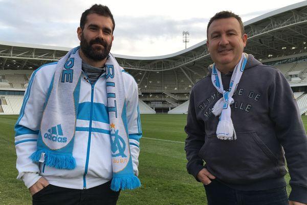 Olivier et Nicolas ont bien l'intention de mettre de l'animation dans le stade de Beaublanc, ce dimanche 5 janvier 2020.