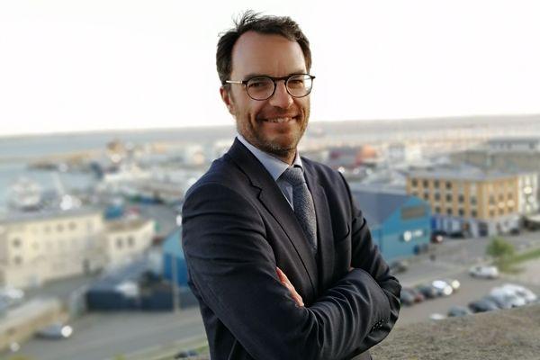 Thierry Fayret, candidat à la candidature à Brest