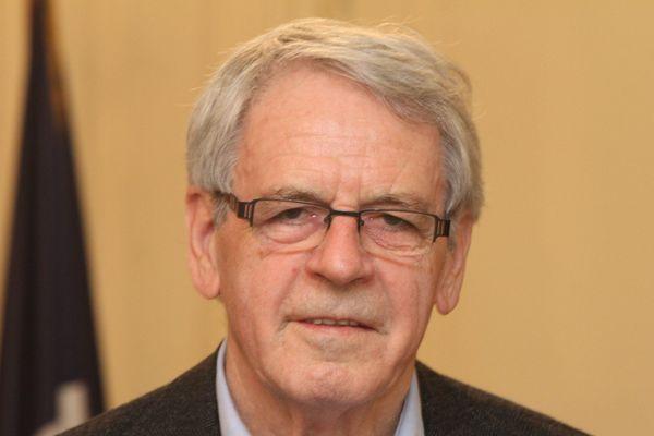 Gilbert Meyer, maire sortant de Colmar
