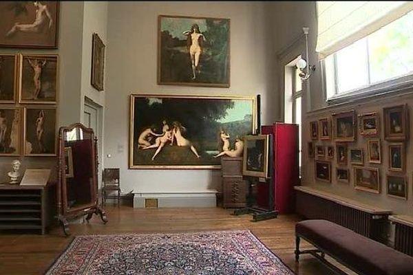 Le musée Jean Jacques Henner à Paris