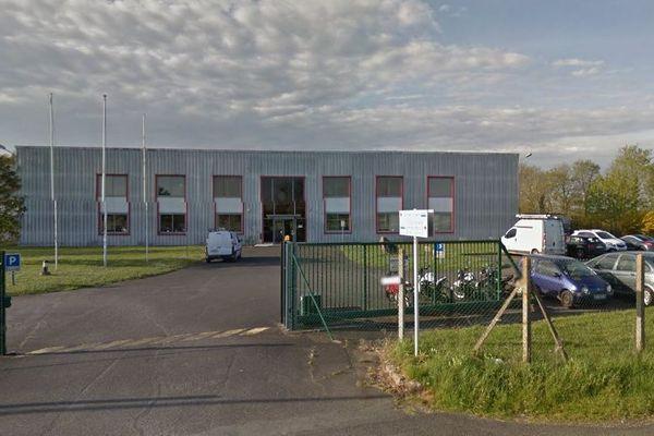 L'usine Safety à Fondettes en Indre-et-Loire