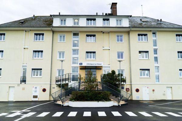 La Clinique Le Gouz à Louhans, en Saône-et-Loire