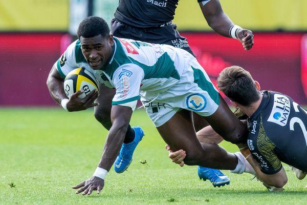 Aminiasi Tuimaba et les Palois se sont nourris des errements passagers du Stade Rochelais.