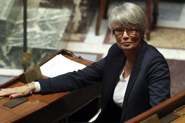 Véronique Massonneau, députée sortante de la 4ème circonscription de la Vienne ne s'est pas qualifiée pour le second tour des élections législatives.