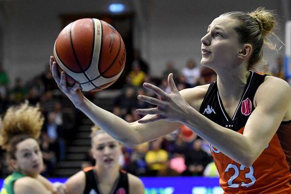 Marine Johannes, native de Lisieux, va jouer la saison prochaine en WNBA, l'élite du basket américain féminin