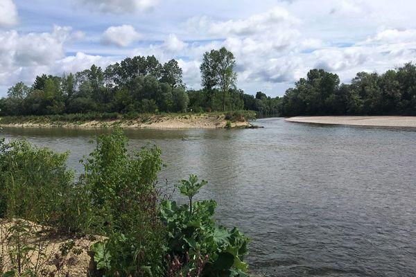 La confluence Doubs Loue