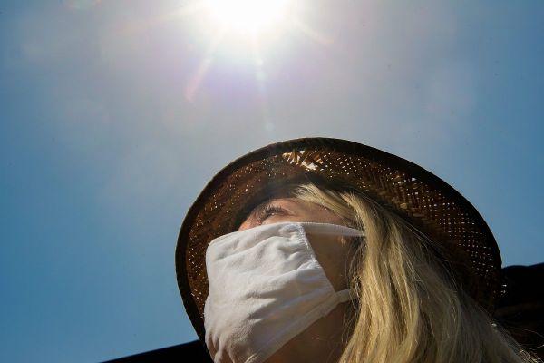 A Yssingeaux, en Haute-Loire, le port du masque est obligatoire sur le marché à compter du lundi 3 août.