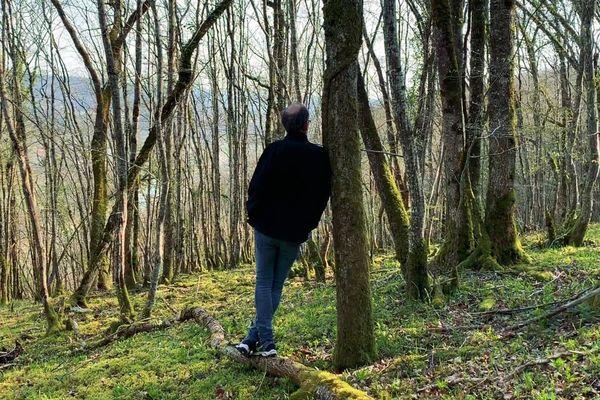 Episode 5 : pendant le confinement, Thierry redécouvre la nature.