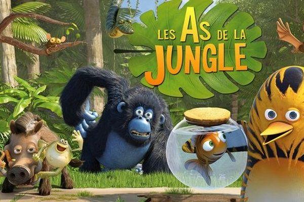"""Les As de la Jungle"" vers un Emmy Awards"