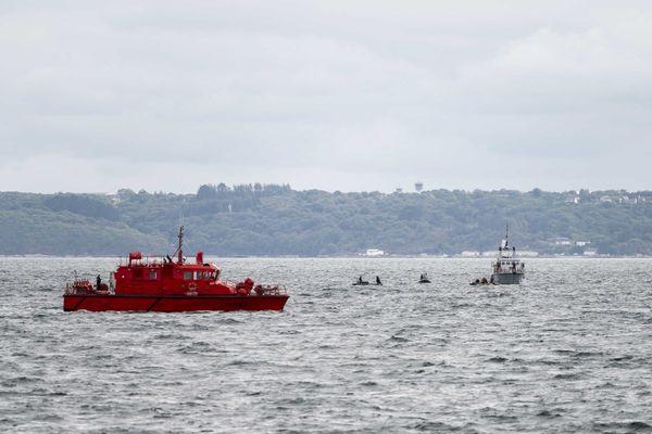 Un important dispositif de recherche est engagé pour localiser le plongeur disparu