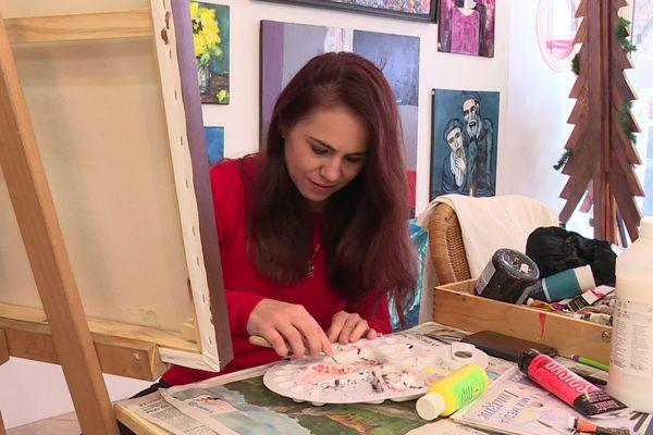 Les artistes envahissent le centre-ville d'Hesdin.