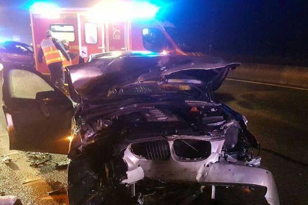 Loir-et-Cher : 3 blessés en état d'urgence absolue dans un suraccident sur l'A10 à Lestiou