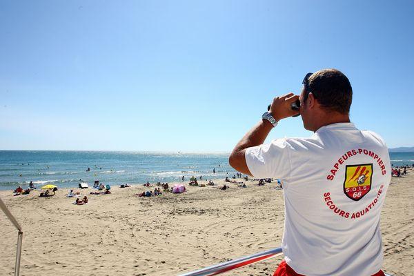 Les plages surveillées permettent de pouvoir profiter de la mer en toute sécurité