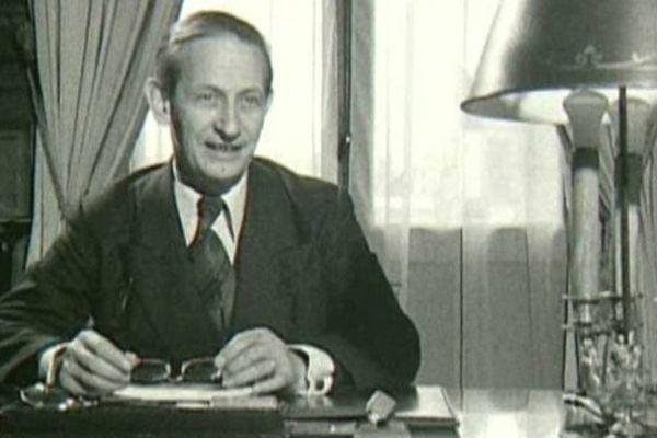 Robert Galley - ancien maire de Troyes