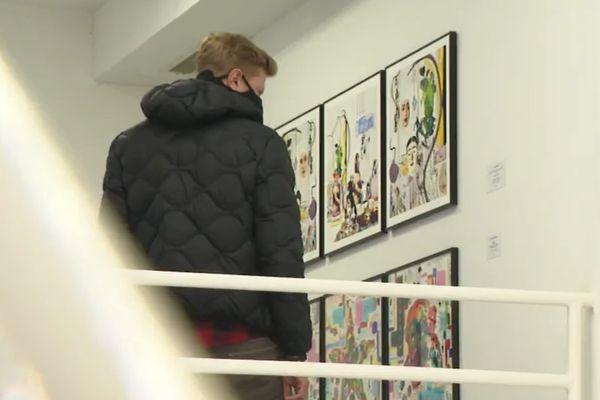 Chaque année, la galerie municipale présente cinq expositions d'art contemporain.