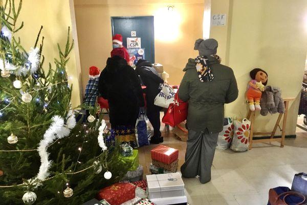 Entre 100 et 150 personnes sont attendues à Beaubreuil ce samedi 19 décembre 2020