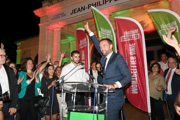 Michaël Delafosse est le nouveau maire de Montpellier