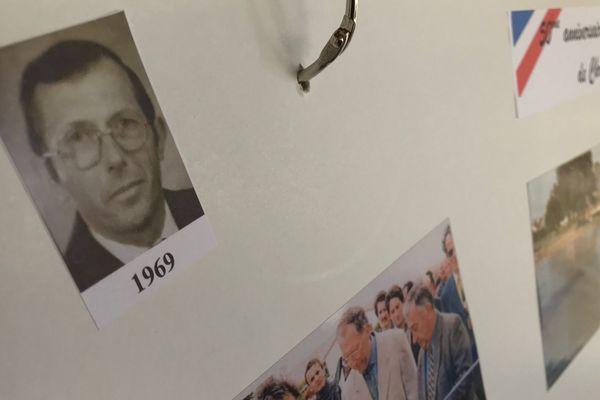 Christian Rochard avait 32 ans lorsqu'il a été élu pour la première fois.