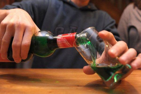 la vente d'alcool dans le Morbihan interdite durant le confinement pour empécher les violences intrafamiliales.