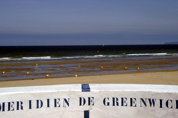plage de Villers-sur-Mer en 2011