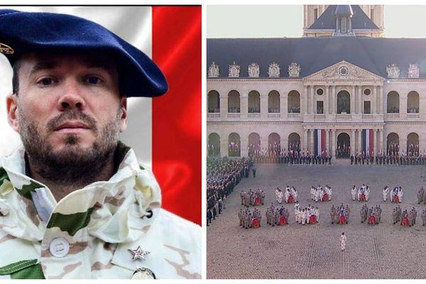 Jérémie Leusie et ses 12 frères d'armes se verront remettre la Légion d'honneur, à titre posthume, par Emmanuel Macron.