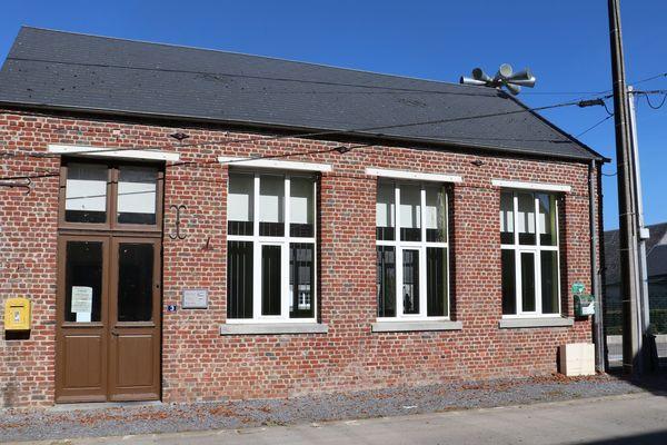 L'ancienne mairie de Baives