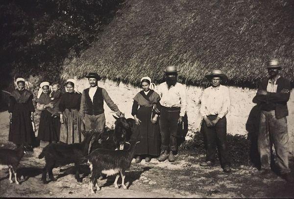 Les campagnes bretonnes captées par les Frères Géniaux
