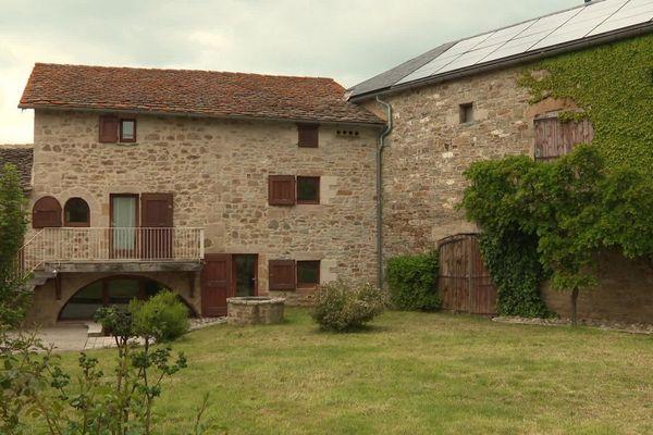 Les gîtes de l'Aveyron sont très prisés par les Parisiens.