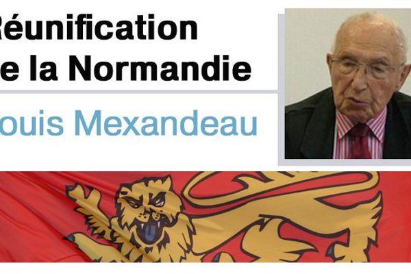 L'ancien ministre Louis Mexandeau nous livre son avis sur la réunification de la Normandie