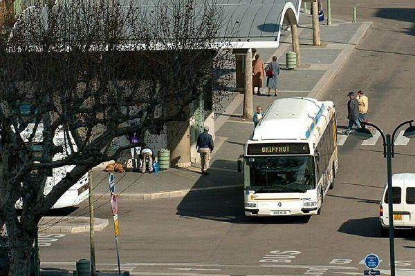 Photo d'illustration du réseau de transports urbains de l'agglomération de Valence (26)