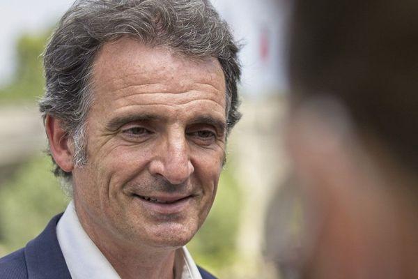Eric Piolle, lors d'un rassemblement de maires de gauche, mardi 21 juillet 2020.