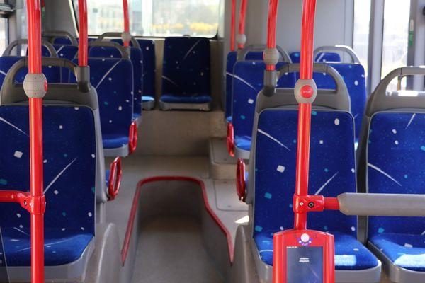 Les bus ne circuleront plus après 22 heures.