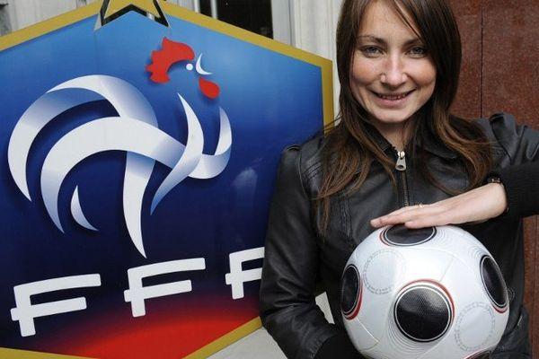 La Troyenne est l'une des joueuses les plus charismatiques de l'équipe de France féminine.