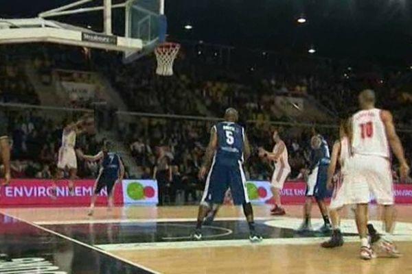 La SIG a battu Boulazac (100-68)