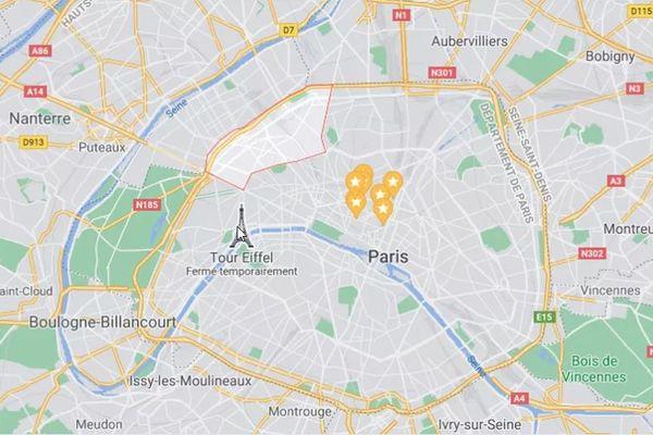Un bébé de 9 mois a été retrouvé dans l'appartement du 17e arrondissement de Paris.